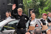 Cựu vô địch thế giới F1 đến Việt Nam