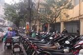 Hà Nội: Tăng phí giữ xe