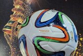 Bóng World Cup 2014 ra mắt khán giả Việt Nam