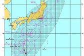 Bão lớn đe dọa Nhà máy Fukushima 1