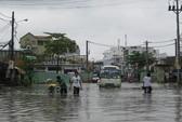 TP HCM: Nhiều nơi ngập sâu