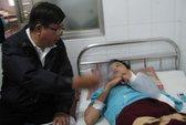 Quản lý ký túc xá đánh sinh viên nhập viện
