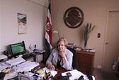 Nhà ngoại giao Costa Rica bị bắt cóc