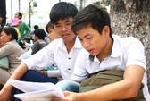 Tuyển sinh ĐH-CĐ 2012: Phổ điểm rộng, điểm chuẩn tăng