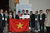 Việt Nam vào top ten Olympic Toán học quốc tế