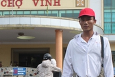 Thí sinh Ngô Văn Thuận: 30.000 đồng và 300 km!