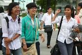 Thêm nhiều trường ĐH công bố điểm chuẩn
