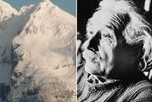 Ngọn núi mang khuôn mặt thiên tài Einstein