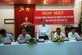 Chưa xem xét bãi miễn Chủ tịch UBND tỉnh Bình Phước