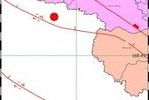 Động đất mạnh gần biên giới Việt - Lào