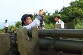 """Chiến sĩ """"chắc tay súng"""" trên vùng đảo Tây Nam"""