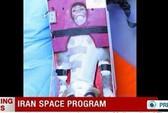 Khỉ Iran bay vào vũ trụ bằng tên lửa