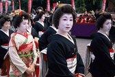 Đế chế samurai sụp đổ vì… phấn trang điểm