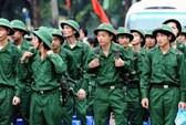 Trúng tuyển đại học vẫn đi nghĩa vụ quân sự