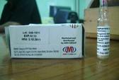 Tá hỏa vì bị tiêm vắc-xin hết hạn