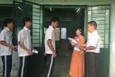 TPHCM: 9 học viên cai nghiện thi tốt nghiệp