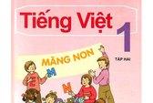 Đổi SGK Tiếng Việt lớp 1 in mờ Trường Sa