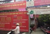 Trường Nam Việt đào tạo chui