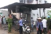 Nhà cháy dữ dội, 5 người vẫn ngủ say