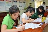 Xét tuyển NV bổ sung: Điểm chuẩn nhiều trường rất cao
