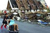 Thêm 48 người Việt được sơ tán khỏi Tacloban