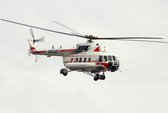 Cánh quạt trực thăng văng trúng 2 công nhân Vietsovpetro
