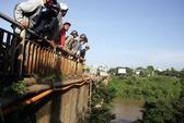 Bốn học sinh chết đuối dưới hồ Serepok