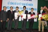 Trường ĐH Bách khoa bổ nhiệm 4 phó hiệu trưởng