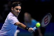 Goffin bế tắc tìm phương án đánh bại Federer
