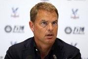 Crystal Palace chọn Frank de Boer làm HLV trưởng