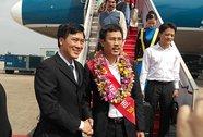 Sân bay Tân Sơn Nhất đón hành khách thứ 20 triệu