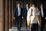 Nhật lại chọc giận Trung - Hàn