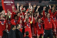 Bayern Munich: CLB xuất sắc nhất thế giới 2013