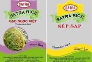 SATRA ra mắt sản phẩm gạo mới