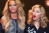 """Beyonce: """"Tôi muốn theo bước Madonna!"""""""