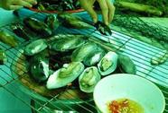 Chang chang nướng than