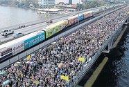"""Thái Lan: Phe biểu tình đòi """"bao vây Bangkok"""""""