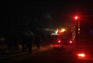 Máy bay Nga rơi ở Siberia, 9 người chết