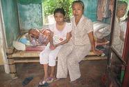 Ba bà cháu đều bị bệnh hiểm nghèo