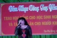 """Ca sĩ hải ngoại diễn… """"chui"""" ở Tiền Giang!"""