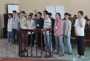 18 bị cáo gây rối tại trại giam Xuân Lộc lãnh án