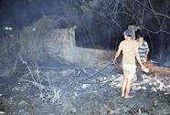 Đốt phế liệu suýt cháy xưởng gỗ