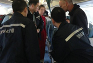 Hành khách Trung Quốc lại trộm tiền trên chuyến bay của VNA