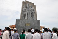 Ngư dân Lý Sơn mít-tinh phản đối Trung Quốc