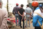Nam thanh niên bị chém chết trước hiên nhà