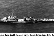 Ảnh vệ tinh phát hiện tàu chiến mới của Triều Tiên