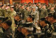 Mỹ - Philippines sắp tập trận đổ bộ