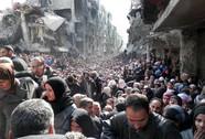Ám ảnh nạn đói ở Syria
