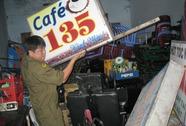"""Dẹp khu """"cà phê sung sướng""""!"""