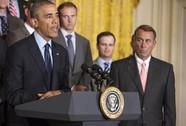Chủ tịch Hạ viện Mỹ sắp kiện Tổng thống Obama